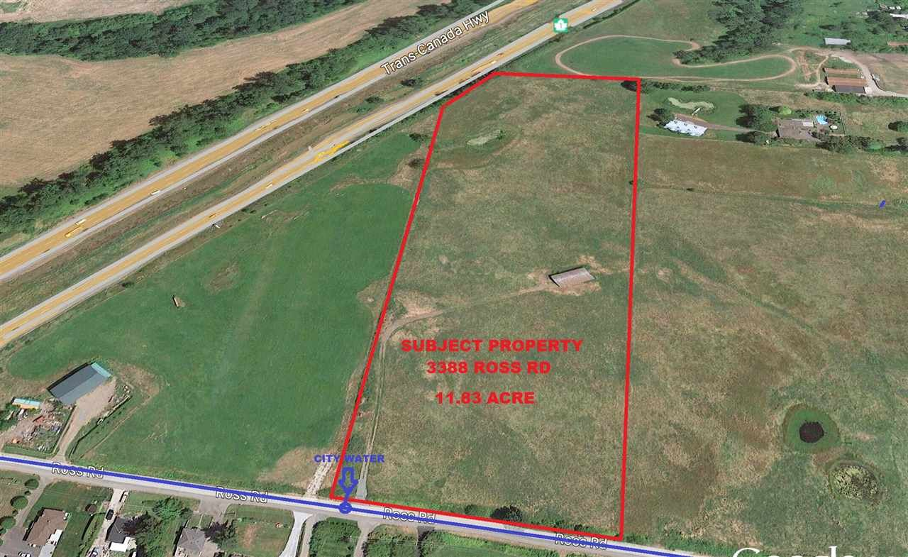 """Main Photo: 3388 ROSS Road in Abbotsford: Aberdeen Land for sale in """"ROSS (NORTH) & FRASER HWY"""" : MLS®# R2033101"""