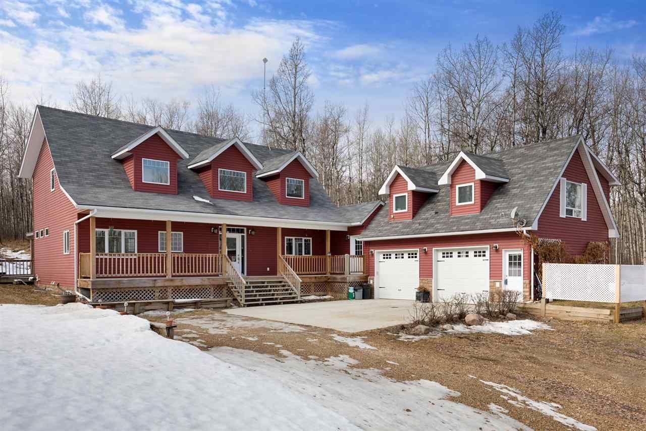 Main Photo: #9 465070 RR 20: Rural Wetaskiwin County House for sale : MLS®# E4234392
