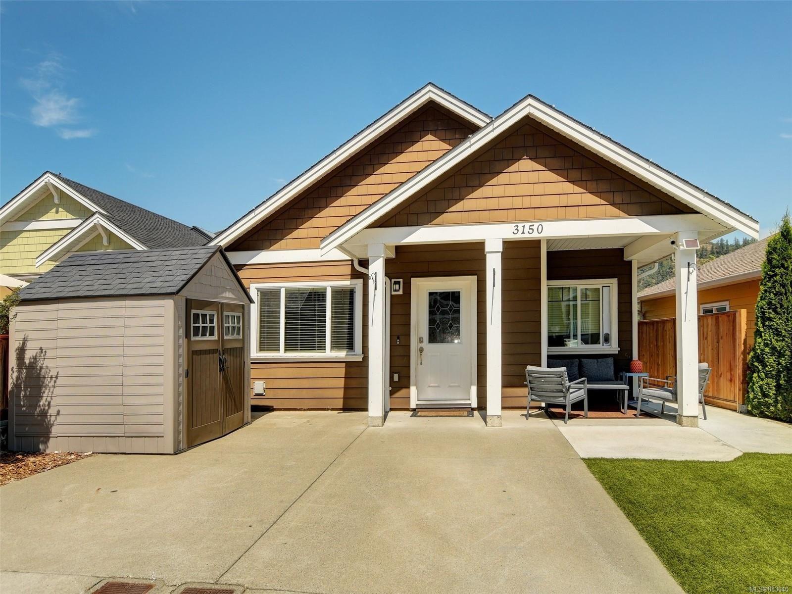 Main Photo: 3150 Kettle Creek Cres in : La Langford Lake House for sale (Langford)  : MLS®# 883040