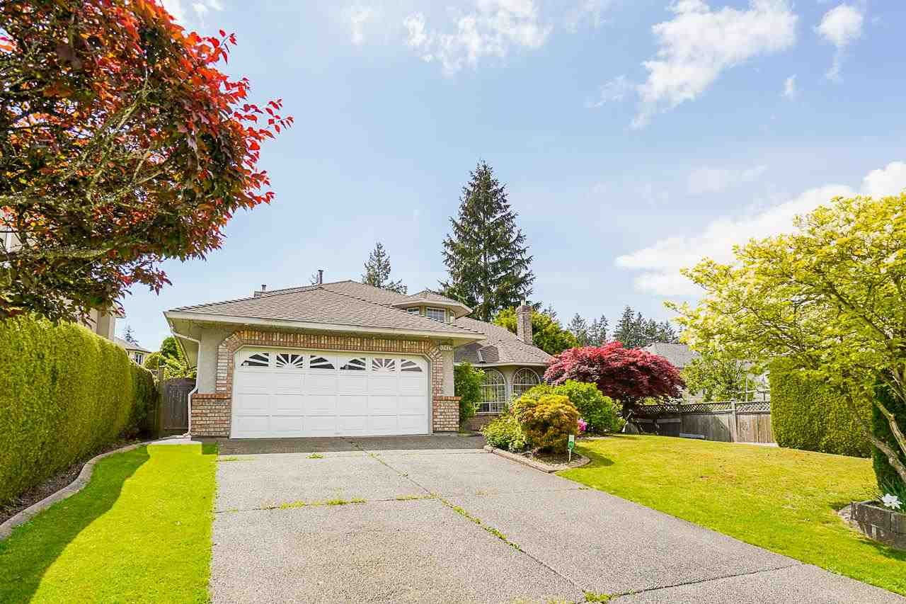 """Main Photo: 12428 63A Avenue in Surrey: Panorama Ridge House for sale in """"Boundary Park"""" : MLS®# R2577926"""