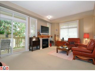 """Photo 3: 20 15255 36TH Avenue in Surrey: Morgan Creek Townhouse for sale in """"Ferngrove"""" (South Surrey White Rock)  : MLS®# F1017006"""