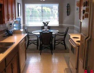 """Photo 5: 2 32917 AMICUS PL in Abbotsford: Central Abbotsford Townhouse for sale in """"Pinegrove"""" : MLS®# F2611361"""