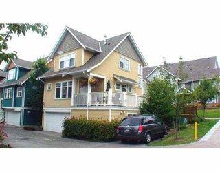 "Photo 1: 8 6333 PRINCESS Lane in Richmond: Steveston South Townhouse for sale in ""LONDON LANDING"" : MLS®# V662516"
