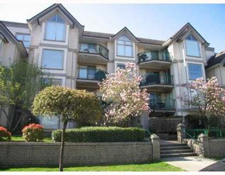 """Photo 1: 403 1650 GRANT Avenue in Port_Coquitlam: Glenwood PQ Condo for sale in """"FOREST SIDE/GLENWOOD"""" (Port Coquitlam)  : MLS®# V764099"""