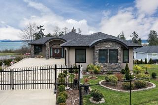 Photo 1: 8731 Bourne Terr in : NS Bazan Bay House for sale (North Saanich)  : MLS®# 864206