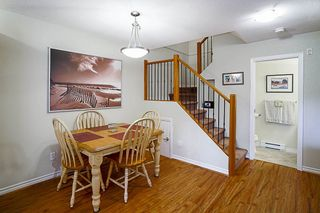 """Photo 6: 61 7488 SOUTHWYNDE Avenue in Burnaby: South Slope Townhouse for sale in """"LEDGESTONE 1"""" (Burnaby South)  : MLS®# R2121143"""