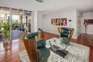 Photo 2: DOWNTOWN Condo for sale : 3 bedrooms : 700 W Harbor Drive #104 in San Diego