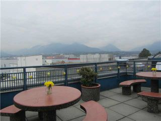 """Photo 8: 314 2001 WALL Street in Vancouver: Hastings Condo for sale in """"CANNERY ROW"""" (Vancouver East)  : MLS®# V1125399"""