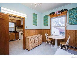 Photo 9: 1057 Ingersoll Street in WINNIPEG: West End / Wolseley Residential for sale (West Winnipeg)  : MLS®# 1519837