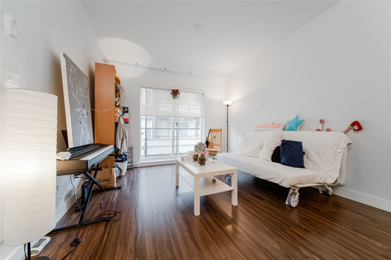 "Main Photo: 308 7727 ROYAL OAK Avenue in Burnaby: South Slope Condo for sale in ""SEQUEL"" (Burnaby South)  : MLS®# R2540448"
