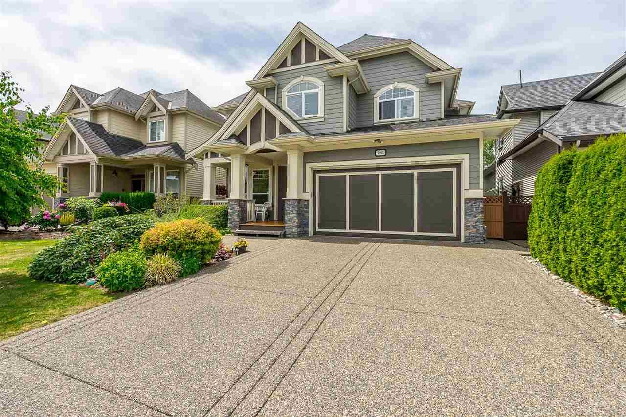 Main Photo: 7283 201 Street in Langley: Willoughby Heights House for sale : MLS®# R2379997