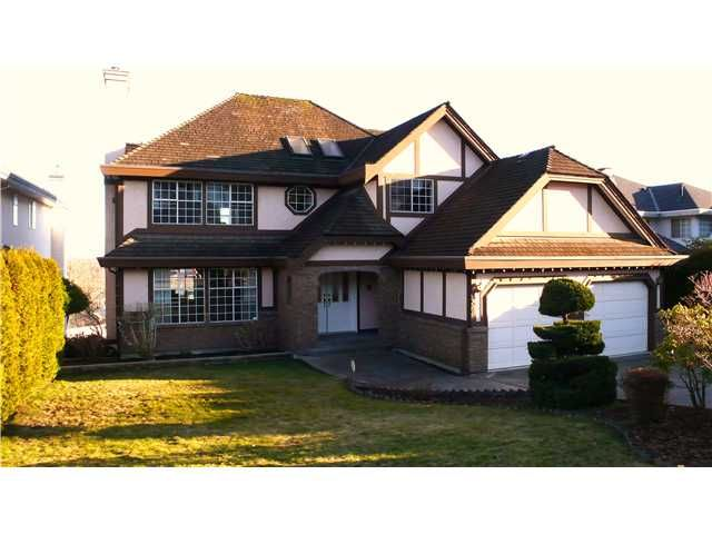 Main Photo: 2254 SORRENTO Drive in Coquitlam: Coquitlam East House for sale : MLS®# V870848