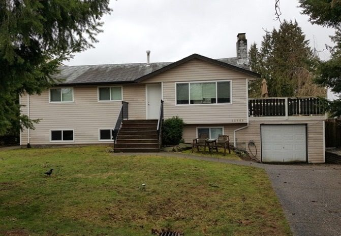 Main Photo: 22060 OLD YALE Road in Langley: Murrayville House for sale : MLS®# R2146619