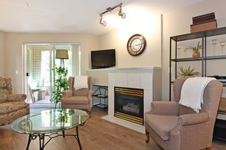 """Photo 2: 107 3176 GLADWIN Road in Abbotsford: Central Abbotsford Condo for sale in """"Regency Park"""" : MLS®# R2371135"""