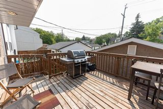 Photo 24: 30 Morley Avenue in Winnipeg: Riverview Residential for sale (1A)  : MLS®# 202117621