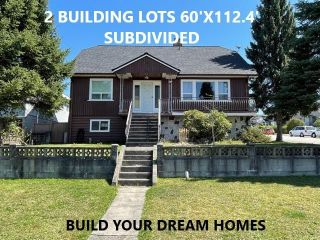 Photo 1: 4184 SLOCAN Street in Vancouver: Renfrew Heights House for sale (Vancouver East)  : MLS®# R2571134