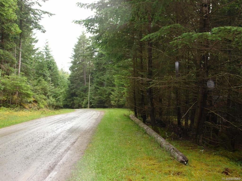 Main Photo: Lot 78 Sockeye Dr in : Isl Mudge Island Land for sale (Islands)  : MLS®# 869665