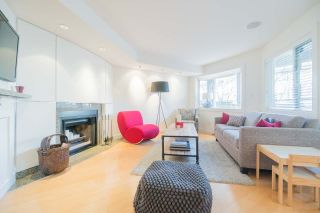 Photo 1: 2411 W 1ST AVENUE in Vancouver: Kitsilano Townhouse for sale (Vancouver West)  : MLS®# R2140613