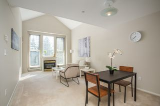 """Photo 4: 406 1190 EASTWOOD Street in Coquitlam: North Coquitlam Condo for sale in """"LAKESIDE TERRACE"""" : MLS®# R2491476"""