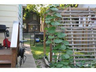 Photo 20: 605 Alverstone Street in WINNIPEG: West End / Wolseley Residential for sale (West Winnipeg)  : MLS®# 1215969