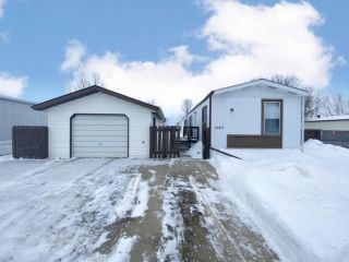 Photo 1: 1945 5 Avenue: Wainwright Manufactured Home for sale (MD of Wainwright)  : MLS®# A1064669