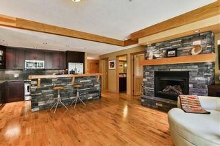 Photo 7: 1102, 101A Stewart Creek Landing in Canmore: Condo for sale : MLS®# A1096361
