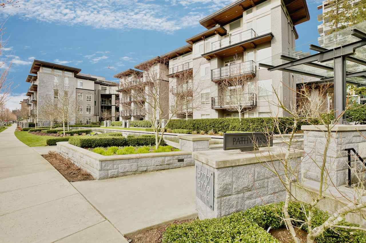 """Main Photo: 325 5777 BIRNEY Avenue in Vancouver: University VW Condo for sale in """"PATHWAYS"""" (Vancouver West)  : MLS®# R2055774"""