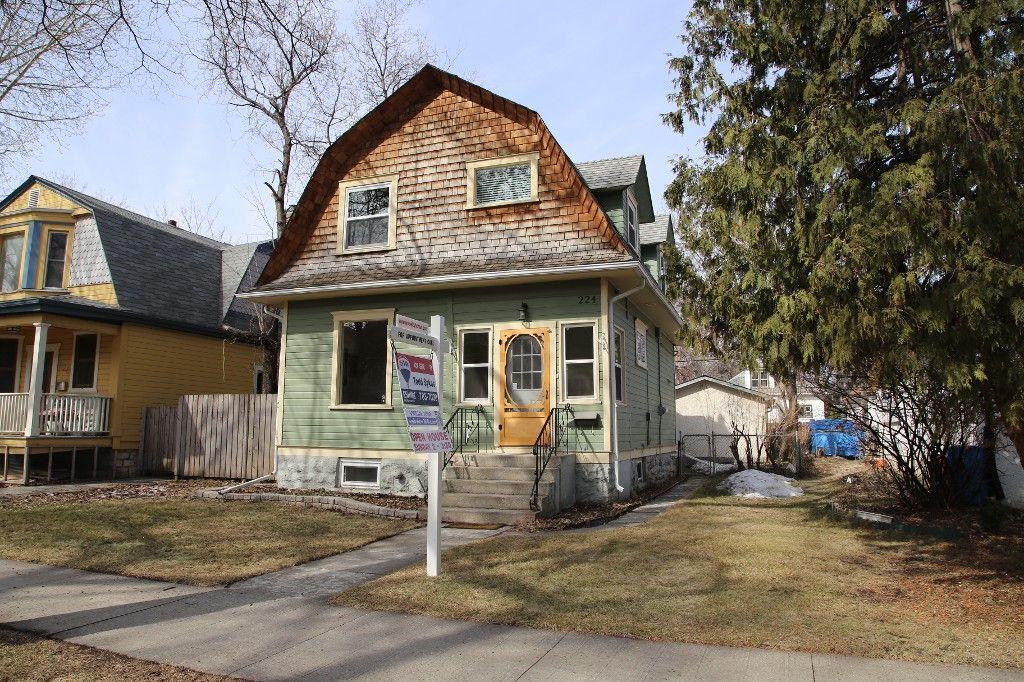 Photo 47: Photos: 224 Lipton Street in winnipeg: Wolseley Single Family Detached for sale (West Winnipeg)  : MLS®# 1407760