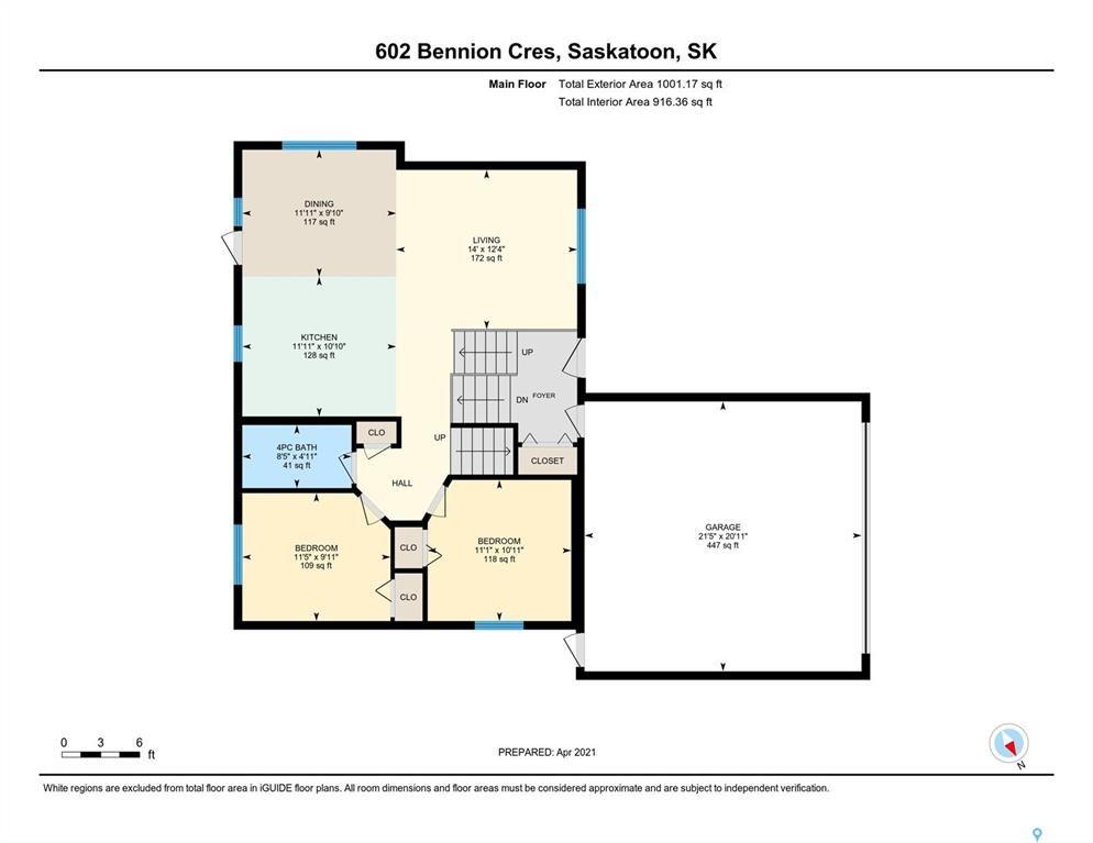 Photo 46: Photos: 602 Bennion Crescent in Saskatoon: Willowgrove Residential for sale : MLS®# SK849166