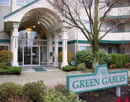 """Main Photo: 212 32044 OLD YALE RD in Abbotsford: Abbotsford West Condo for sale in """"Green Gables"""" : MLS®# F2525292"""