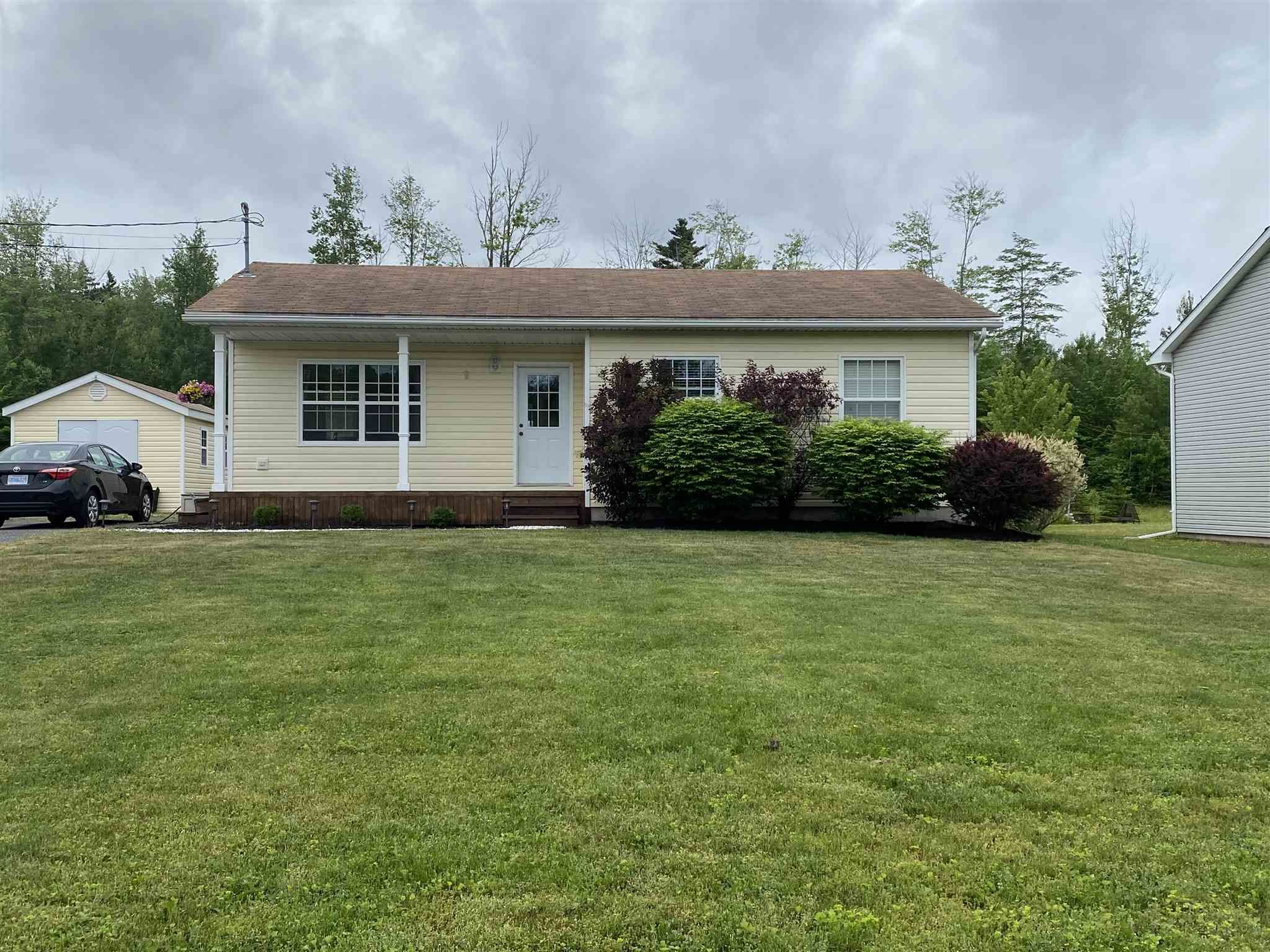 Main Photo: 2381 Truro Road in Westville: 107-Trenton,Westville,Pictou Residential for sale (Northern Region)  : MLS®# 202105671