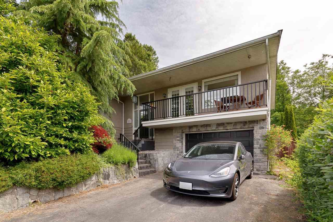 Main Photo: 111 JACOBS Road in Port Moody: North Shore Pt Moody House for sale : MLS®# R2590624