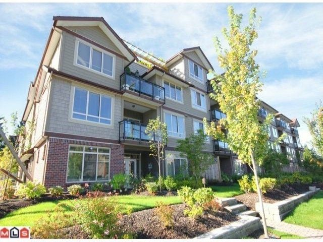 "Main Photo: 110 15368 17A Avenue in Surrey: King George Corridor Condo for sale in ""Ocean Wynde"" (South Surrey White Rock)  : MLS®# F1314051"