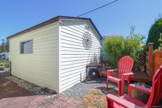 Photo 36: 28 7701 Central Saanich Rd in : CS Hawthorne Manufactured Home for sale (Central Saanich)  : MLS®# 845563