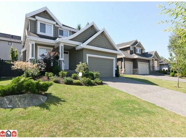 Main Photo: 15338 28A Avenue in Surrey: King George Corridor House for sale (South Surrey White Rock)  : MLS®# F1021612