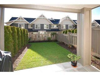 """Photo 16: 184 3105 DAYANEE SPRINGS Boulevard in Coquitlam: Westwood Plateau Townhouse for sale in """"DAYANEE SPRIGS"""" : MLS®# V1057307"""