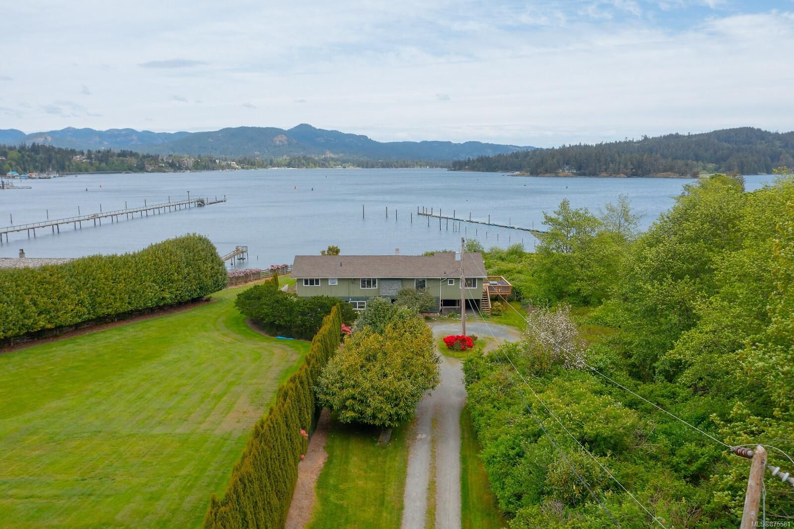 Main Photo: 1613 Dufour Rd in : Sk Whiffin Spit House for sale (Sooke)  : MLS®# 875581