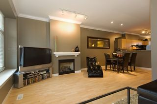 """Photo 5: 50 18839 69TH Avenue in Surrey: Clayton Townhouse for sale in """"Starpoint II"""" (Cloverdale)  : MLS®# F2903264"""