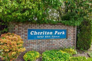 """Photo 2: 31 19797 64 Avenue in Langley: Willoughby Heights Townhouse for sale in """"Cheriton Park"""" : MLS®# R2573574"""
