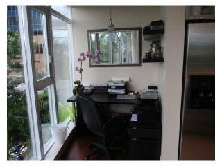 """Photo 6: # 403 1205 W HASTINGS ST in Vancouver: Coal Harbour Condo for sale in """"Cielo Coal Harbour"""" (Vancouver West)  : MLS®# V1014869"""