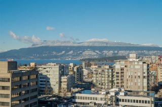 """Photo 1: 1101 1633 W 10TH Avenue in Vancouver: Fairview VW Condo for sale in """"HENNESSY HOUSE"""" (Vancouver West)  : MLS®# R2132652"""
