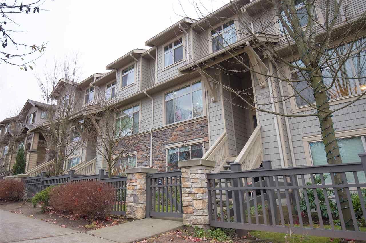 "Main Photo: 8 10605 DELSOM Crescent in Delta: Nordel Townhouse for sale in ""SUNSTONE"" (N. Delta)  : MLS®# R2422938"