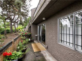 """Photo 7: 105 774 GREAT NORTHERN Way in Vancouver: Mount Pleasant VE Condo for sale in """"Pacific Terraces"""" (Vancouver East)  : MLS®# V953777"""