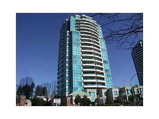 "Photo 1: 605 6611 SOUTHOAKS Crescent in Burnaby: Highgate Condo for sale in ""GEMINI I"" (Burnaby South)  : MLS®# V903756"