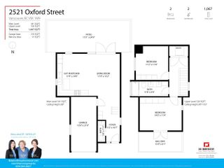 Photo 28: 2521 OXFORD Street in Vancouver: Hastings Sunrise 1/2 Duplex for sale (Vancouver East)  : MLS®# R2615481