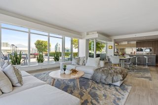 """Photo 11: 1201 1661 ONTARIO Street in Vancouver: False Creek Condo for sale in """"SAILS"""" (Vancouver West)  : MLS®# R2605622"""