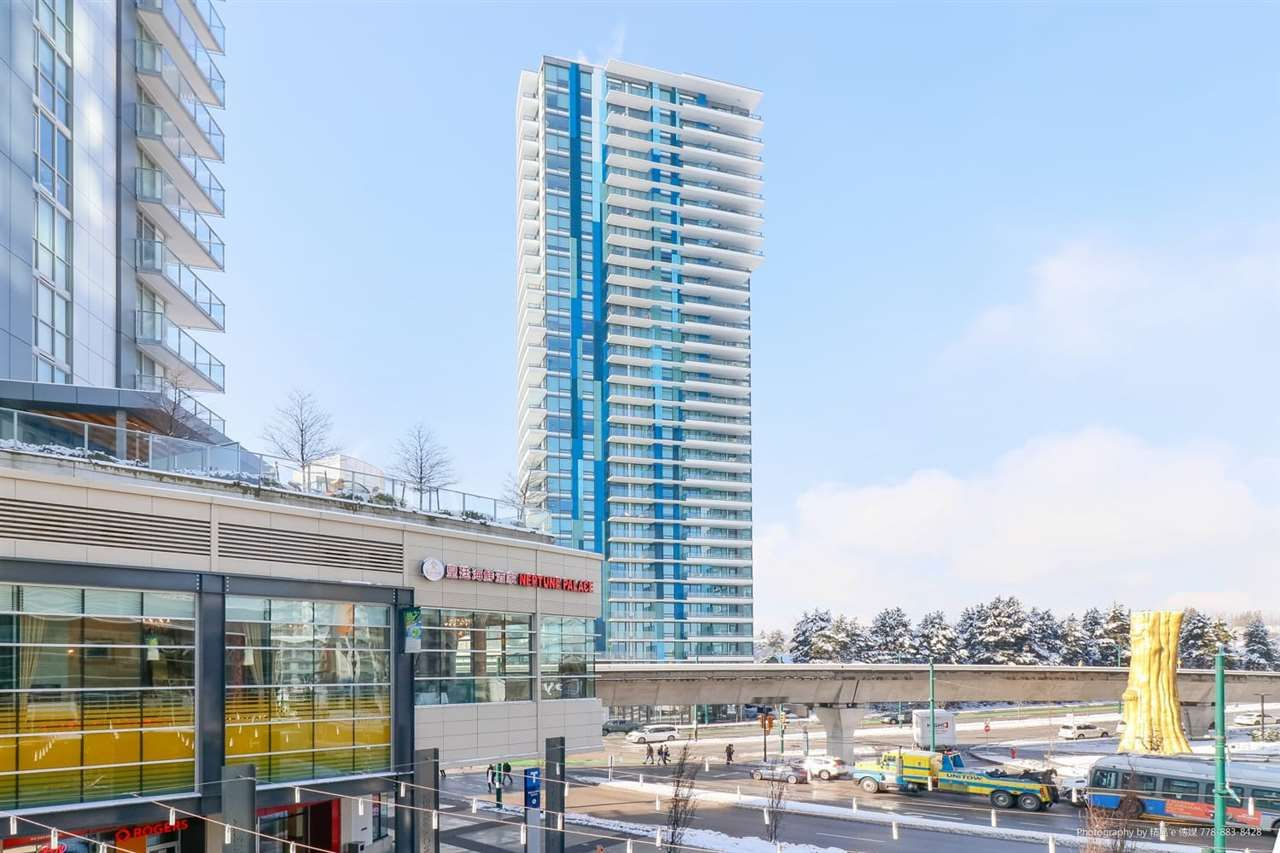 """Main Photo: 3006 8189 CAMBIE Street in Vancouver: Marpole Condo for sale in """"NORTHWEST"""" (Vancouver West)  : MLS®# R2336022"""