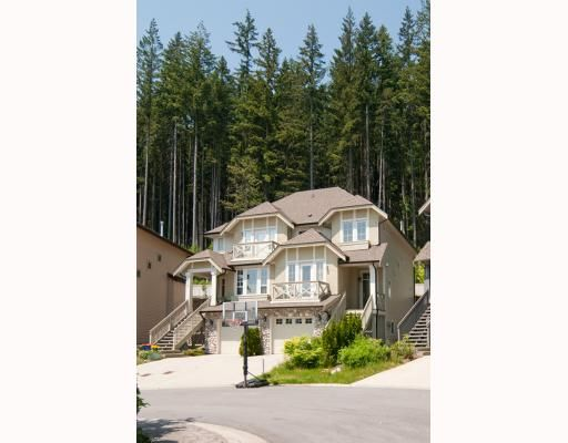 """Main Photo: 161 FERNWAY Drive in Port_Moody: Heritage Woods PM 1/2 Duplex for sale in """"Heritage Woods"""" (Port Moody)  : MLS®# V770184"""