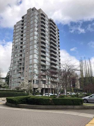 "Photo 1: 708 9633 MANCHESTER Drive in Burnaby: Cariboo Condo for sale in ""Strathmore Towers"" (Burnaby North)  : MLS®# R2375575"