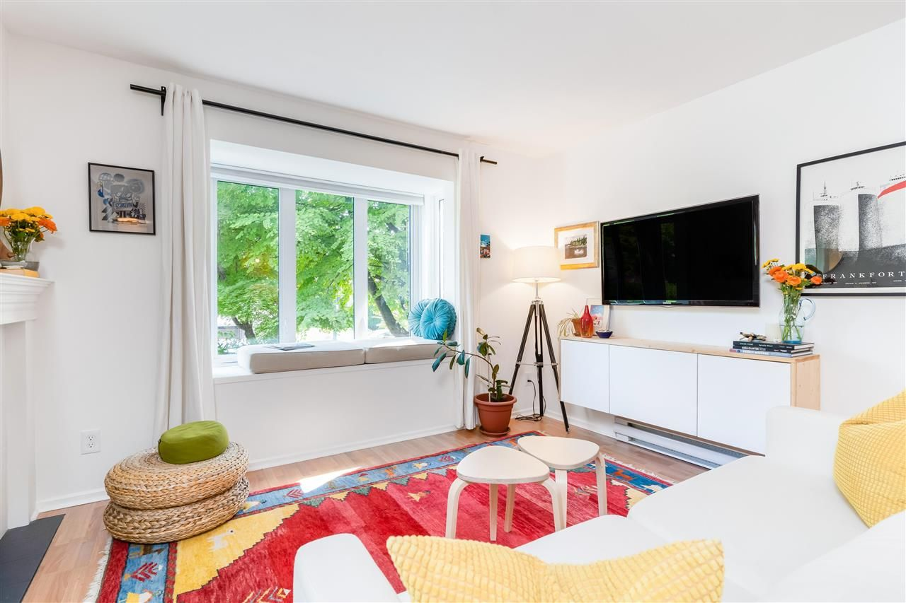 """Main Photo: 208 2133 DUNDAS Street in Vancouver: Hastings Condo for sale in """"HARBOURGATE"""" (Vancouver East)  : MLS®# R2589650"""